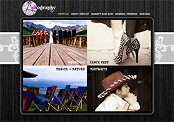Ashography Vail, CO Website Design