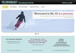 Integrated Movement Maui Vail, CO Website Design